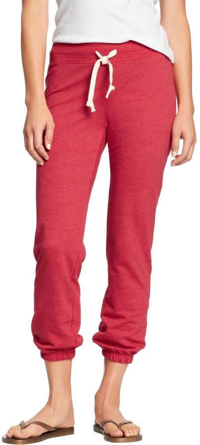 Old Navy Women's Cropped-Cuff Drawstring Lounge Pants