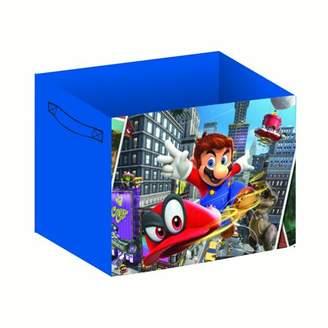 Super Mario Bros. Super Mario 5Pc Kids Bedroom Decor Set, Metro Mario
