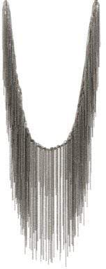 Fabiana Filippi Waterfall Strand Statement Necklace