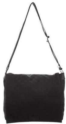 Gucci GG Canvas Messenger Bag