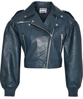 Walter W118 By Baker Kai Leather Biker Jacket