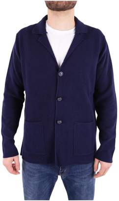 Trussardi Cotton Knit Jacket