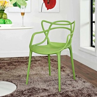 Modway Entangled Dining Armchair Fully Assembled, Multiple Colors