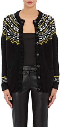 Barneys New York Women's Wool-Cashmere Cardigan Sweater $675 thestylecure.com