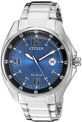 Citizen Men's 'Drive' Quartz Stainless Steel Casual Watch