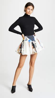 Marques Almeida Puff Miniskirt