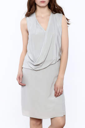 Katherine Barclay Grey Sky Dress