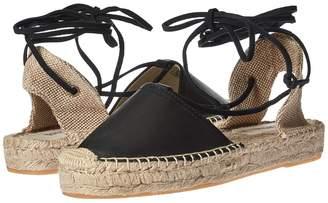 Soludos Platform Gladiator Sandal Leather Women's Sandals