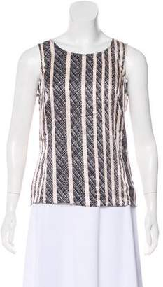 Strenesse Sleeveless Silk Top w/ Tags