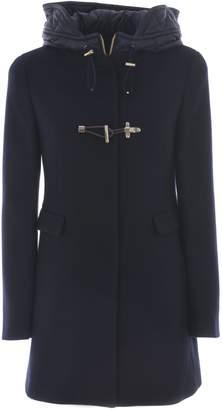 Fay Hooded Toggle Coat