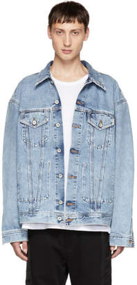 Diesel Blue Dwano Denim Jacket