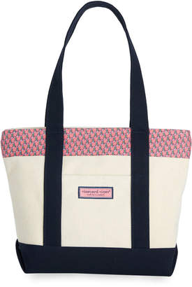 Vineyard Vines Holiday Anchors Mini Tote