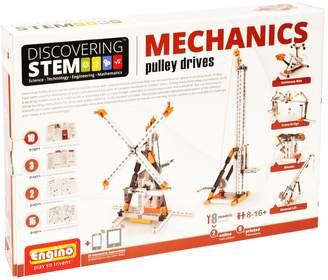 Kohl's Engino STEM Mechanics Pulley Drives Kit