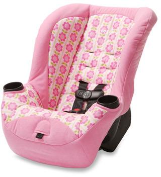 Cosco Apt 40RF Convertible Car Seat - Abbey Lane