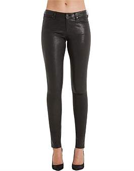 AG Adriano Goldschmied Leather Legging