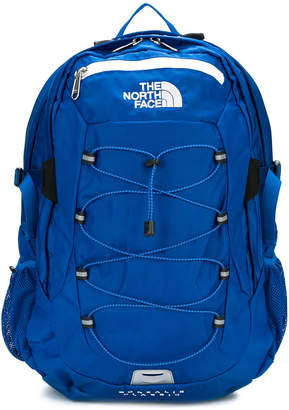 The North Face Kids lace-up detail backpack