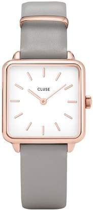 Cluse Womens La Tetragone CL60005 Analog Watch
