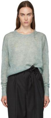 Etoile Isabel Marant Blue Cliftony Sweater