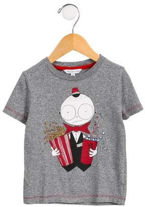 Little Marc Jacobs Boys' Usher Graphic T-Shirt