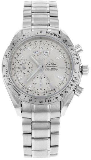 OmegaOmega Speedmaster Chronograph 3221.30.00 Steel Automatic Mens Watch