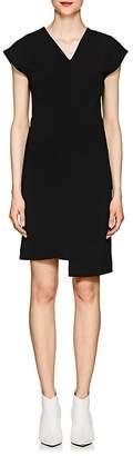 Helmut Lang Women's Stretch-Twill Shift Dress