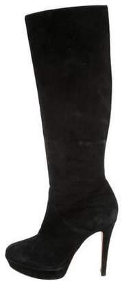 Alexandre Birman Platform Knee-High Boots