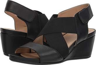 Naturalizer Women's Cleo Wedge Sandal