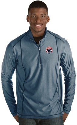 Antigua Men's Washington Wizards Tempo Quarter-Zip Pullover