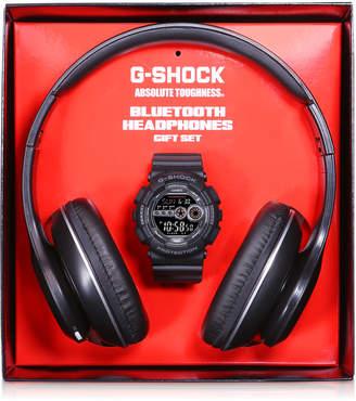 G-Shock Men's $99 Watch + Free Bluetooth Headphones, Created for Macy's