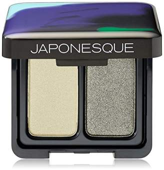 Japonesque Velvet Touch Shadow Duo, Shade 10