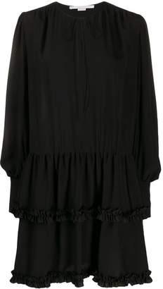 Stella McCartney ruffled mini dress