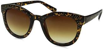 Big Buddha Women's Perla Cateye Sunglasses