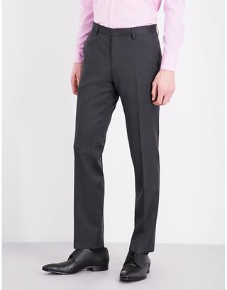 BOSS Hugo Gibson wool trousers