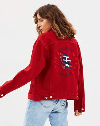 Tommy Jeans 90s Coloured Denim Jacket