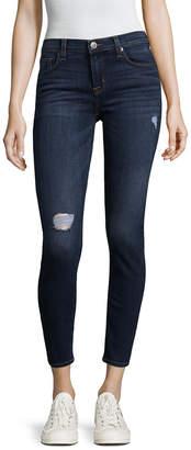 Hudson Jeans Jeans Krista Distressed Skinny Pant