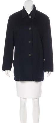 Kiton Cashmere Collared Jacket
