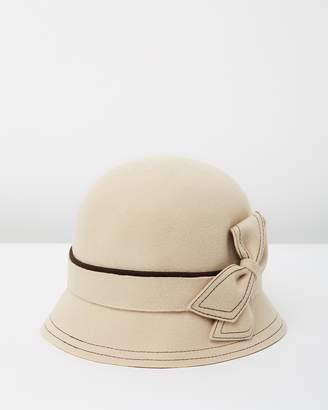 Felt Ladies Winter Hat