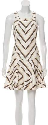 Thakoon A-line Mini Dress