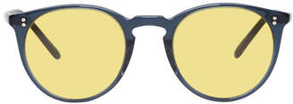 Oliver Peoples Blue OMalley Sun Sunglasses