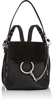 Chloé Women's Faye Small Leather Backpack