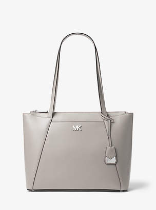 Michael Kors Maddie Medium Leather Tote