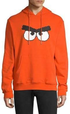 Mostly Heard Rarely Seen Angry Birds Hoodie