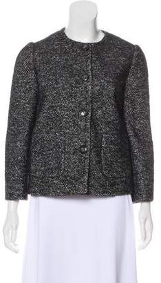 Dolce & Gabbana Knit Evening Jacket