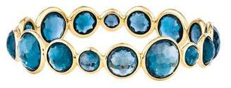 Ippolita 18K London Blue Topaz Bangle