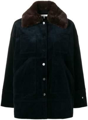 Ganni Ridgewood corduroy jacket