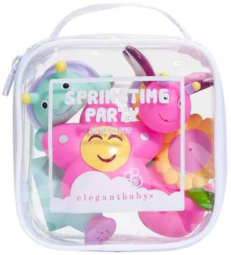 Elegant Baby Spring Time Party Bath Squirties