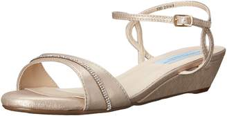Dyeables Dyeables, Inc Womens Mallory Dress Sandal