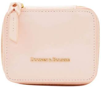 Dooney & Bourke Patent Leather Travel Jewelry Case