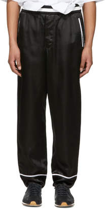 3.1 Phillip Lim Reversible Black PJ Trousers