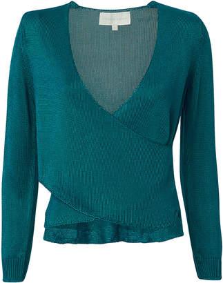 Blue Cross Michelle Mason Front Sweater